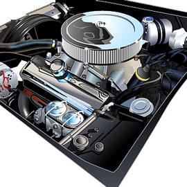 Joe Roselle - Mustang Engine