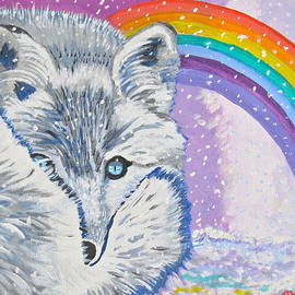 Phyllis Kaltenbach - My Artic Fox