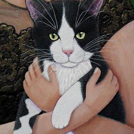 Madalena Lobao-Tello - My cat friend