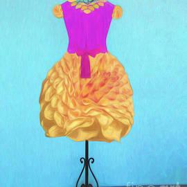 Linda Troski - My Dahlia Dress