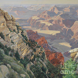 My First Grand Canyon - Don Langeneckert