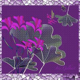 Iris Gelbart - My Irises 8