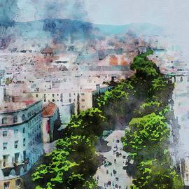 Anna Maloverjan - My lovely town Barcelona