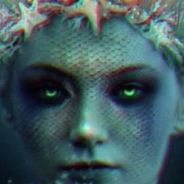 My New Work On @society6 The Siren -