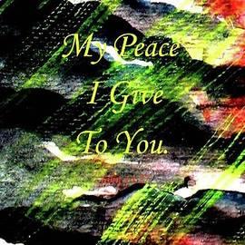 Hazel Holland - My Peace I Give to You