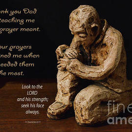 Debby Pueschel - My Praying Father