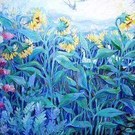 My Summer Garden  by Trudi Doyle