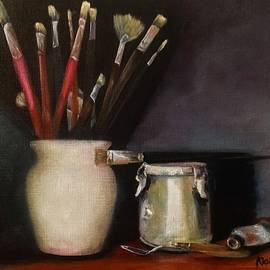 Anne Barberi - My Tools
