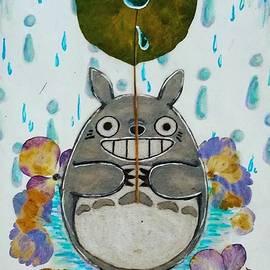 My Totoro Fanart  by Elin Fan