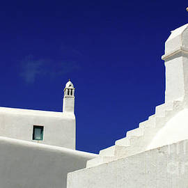 Bob Christopher - Mykonos Greece Architectual Line 5