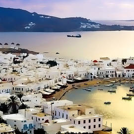 Dean Wittle - Mykonos Greece