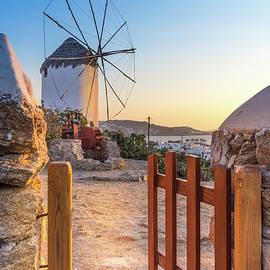 Stavros Argyropoulos - Mykonos, Greece