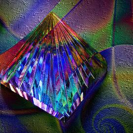 Myriad Pyramid by Kiki Art