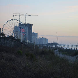 Myrtle Beach Dawn 1 by Gordon Mooneyhan