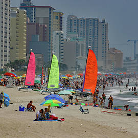 Myrtle Beach South Carolina 10 by Joseph C Hinson