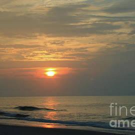 Myrtle Beach Sunrise by Tony Baca