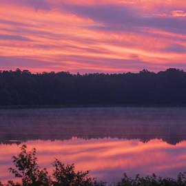 Myrtle Grove Lake by Buddy Scott