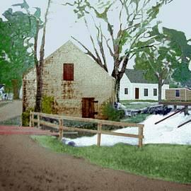 Cliff Wilson - Myrtle St Ashland c1880