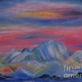 Sharon Ackley - Mysterious Glaciers
