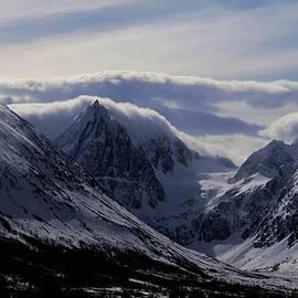 Tamara Sushko - mystery mountains in North of Norway