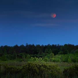 Mark Andrew Thomas - Mystery of the Harvest Moon