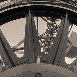 Kirkodd Photography Of New England - Mystic Bridge Gear in Mystic CT