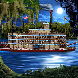 Glenn Holbrook - Mystic Moonlight Cruise
