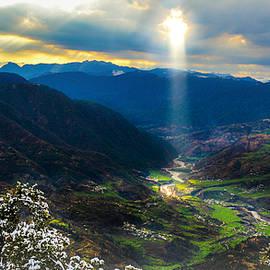 V Naveen  Kumar - Mystic Mountains
