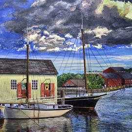 Stuart B Yaeger - Mystic Seaport Ct
