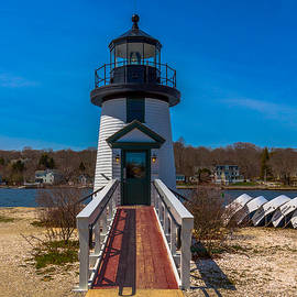 Brian MacLean - Mystic Seaport Lighthouse Entry