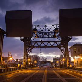 Mystic Sky Bridge by Kirkodd Photography Of New England