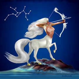 Mystical Sagittarius by Glenn Holbrook