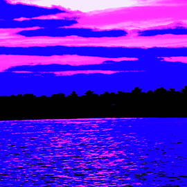 Neal Alicakos - Mystical Sunset