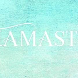 Namaste 10 by Paulette B Wright