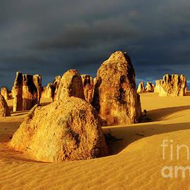 Bob Christopher - Nambung Desert Australia 12