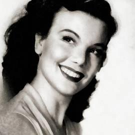 John Springfield - Nanette Fabray, Vintage Actress
