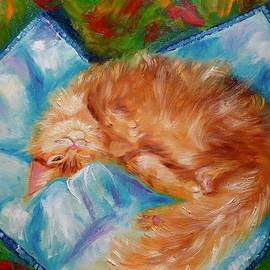 Marina Wirtz - Cat Nap