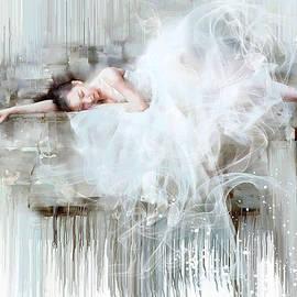 Boghrat Sadeghan - Napping Ballerina