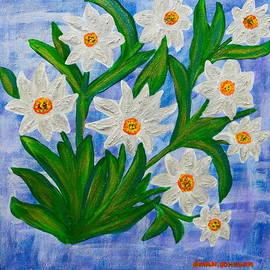 Gina Nicolae Johnson - Narcissus flower