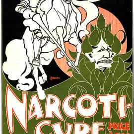 Studio Grafiikka - Narcoti-Cure - Narcoti Chemical Co - Vintage Advertising Poster