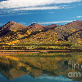 Nares Mountain Yukon by Cindy Murphy - NightVisions