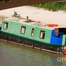Narrow Boat Perpignan In Narbonne