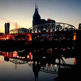 Laurie Pike - Nashville at Dusk