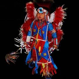 Christopher James - Native American Dancer