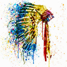 Marian Voicu - Native American Feather Headdress