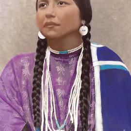 Walter Colvin - Native American Woman
