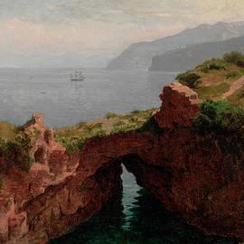 William Stanley Haseltine - Natural Arch, Capri
