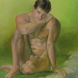 Nature Boy by Liz Viztes