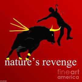 Nature's Revenge by Manos Kolaras