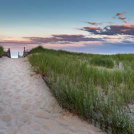 Bill Wakeley - Nauset Beach Sunset